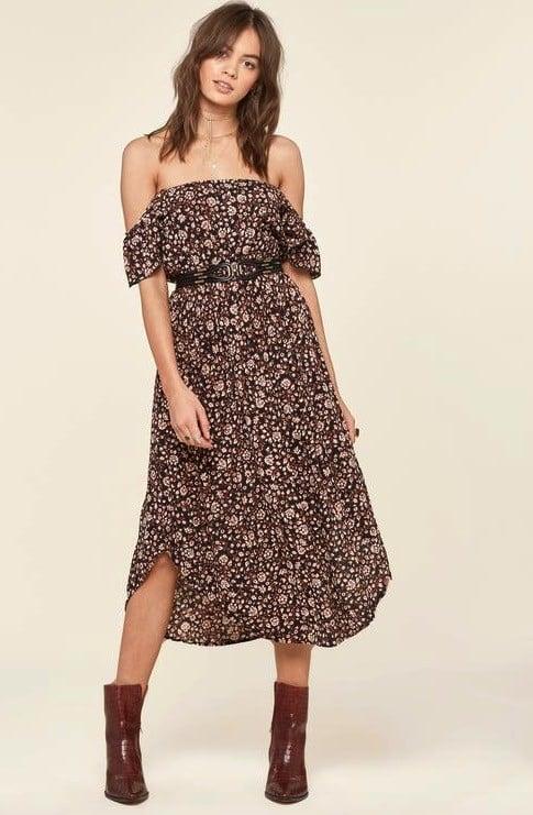 sheer bliss dress