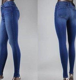 flying monkey high waist xtra lycra super soft skinny jean