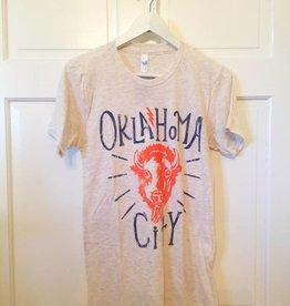 LivyLu oklahoma city native tee