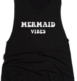 rocknrose mermaid vibes tank FINAL SALE