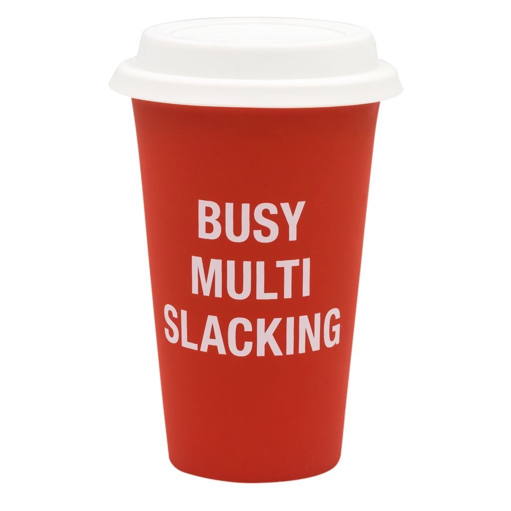 Multi Slacking Thermal Mug