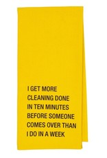 ten minutes tea towel