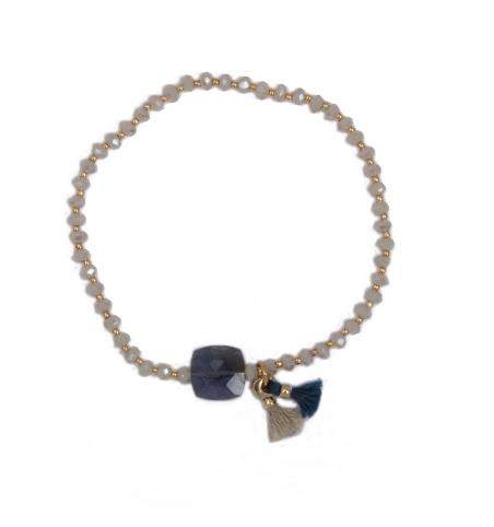dahlia natural bracelet