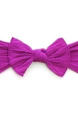 Baby Bling azalea knot headband