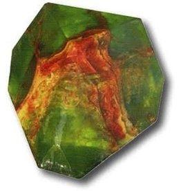 soaprocks green garnet soaprock