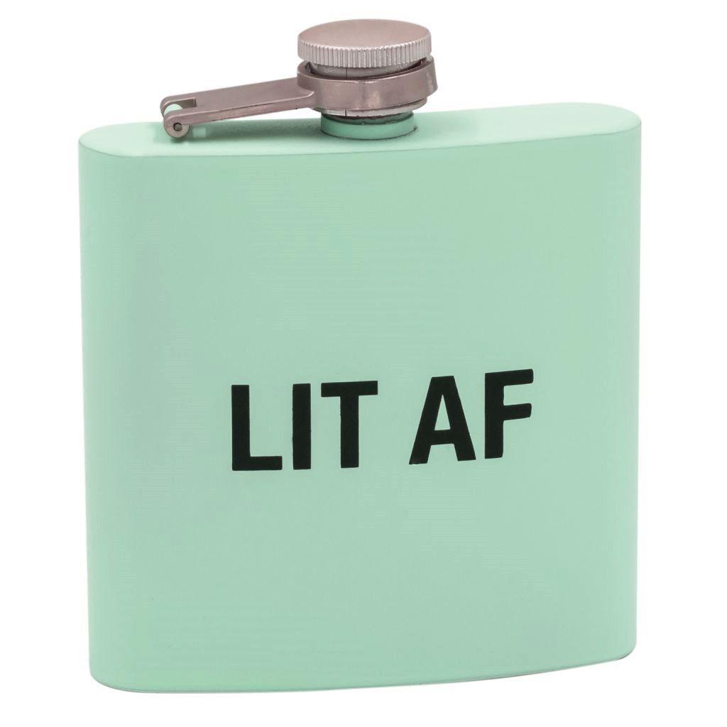 lit AF flask