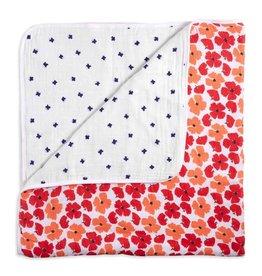 aden+anais flora dream blanket