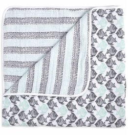aden+anais seaside dream blanket