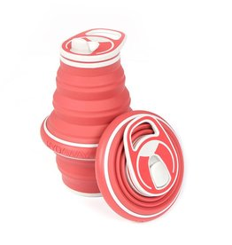 hydaway hydaway collapsible water bottle - chili