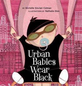 random house urban babies wear black