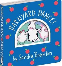workman publishing barnyard dance book