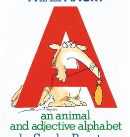 workman publishing a is for angry - an animal and adjective alphabet book