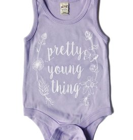 pretty young thing tank onesie