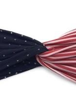 Baby Bling americana twist headband