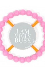 Bella Tunno happy teether - very busy