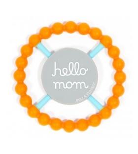 Bella Tunno happy teether - hello mom