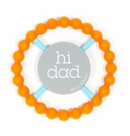 Bella Tunno happy teether - hi dad