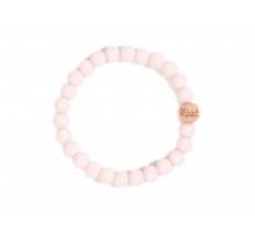 Bella Tunno quartz pink teething bracelet