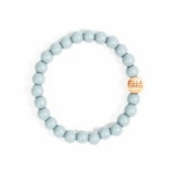 Bella Tunno dim grey teething bracelet