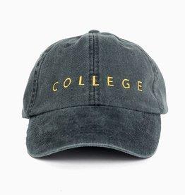 LivyLu navy with gold college cap