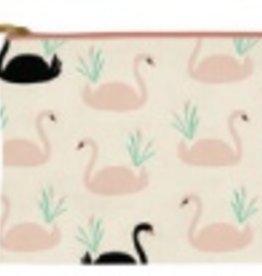 slant swans pencil case