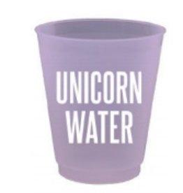 slant 4oz unicorn water frost flex 8ct shot cups