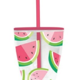 slant 10oz watermelon dw dof tumbler