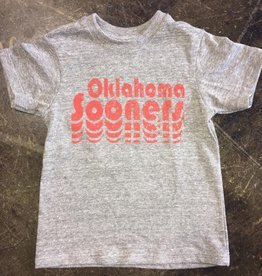 Opolis kids sooners repeater tee