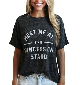 meet me at the concession stand tee