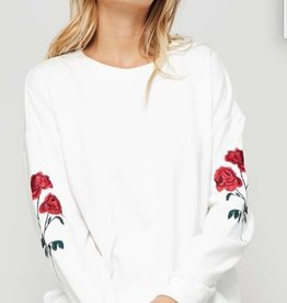 promesa eleanor sweatshirt