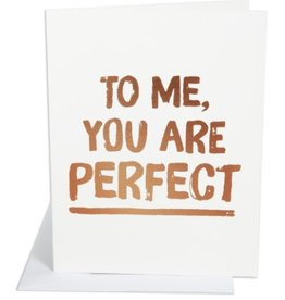 the social type you are perfect card