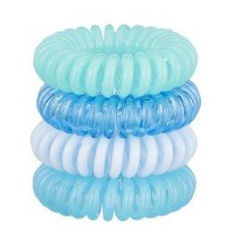 kitsch 4 pack hair coils - seavibe