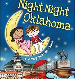 nighty-night oklahoma: a sleepy bedtime rhyme