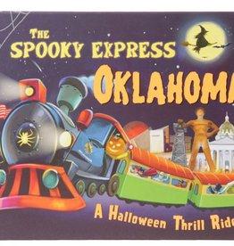 the spooky express oklahoma: a halloween thrill ride