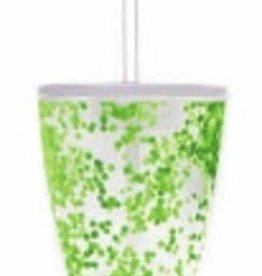 slant 10oz lime confetti tumbler