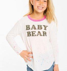Chaser baby bear long sleeve tee