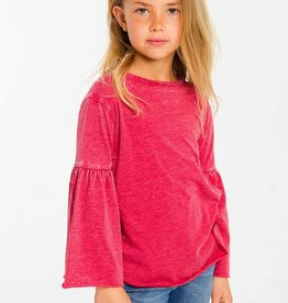 Chaser bell sleeve girls top
