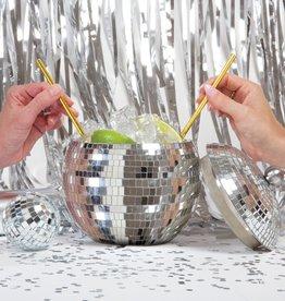 ice bucket - disco ball