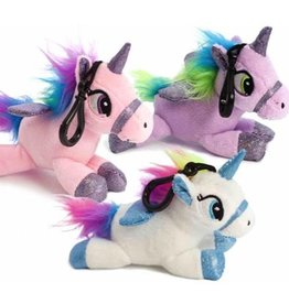 Streamline plush unicorn sound clip