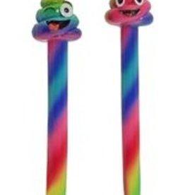 rainbow poop pen