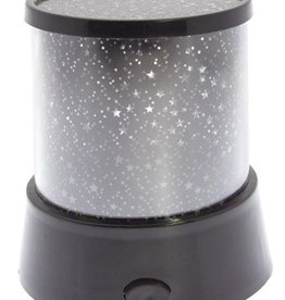 Streamline starry sky LED light
