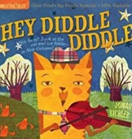 workman publishing indestructibles: hey diddle diddle