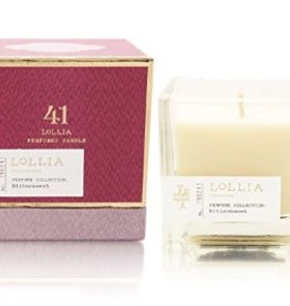 lollia bittersweet no 41 poetic license candle