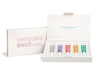 Fctry unicorn snot lip gloss gift set