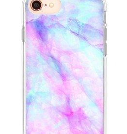 casery iridescent crystal iphone case 8plus/7plus/6plus