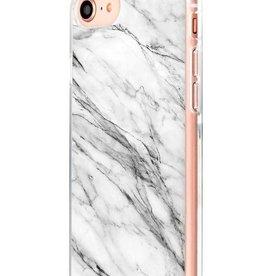 casery white marble iphone case - 8plus/7pus/6plus