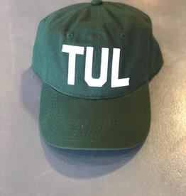 aviate TUL hat - forrest green