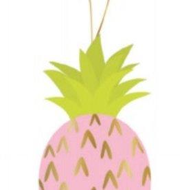 slant pineapple petite pinata