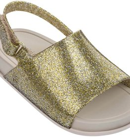 mini melissa mini beach slide sandal