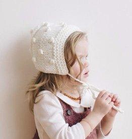 The Blueberry Hill coco bobble bonnet